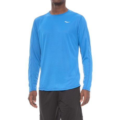 Saucony Hydralite Shirt - Long Sleeve (For Men)