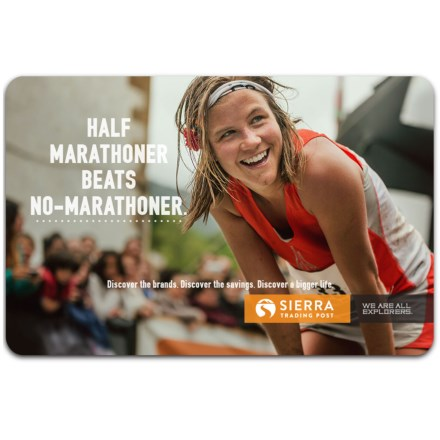Gift Card in Marathoner - Closeouts