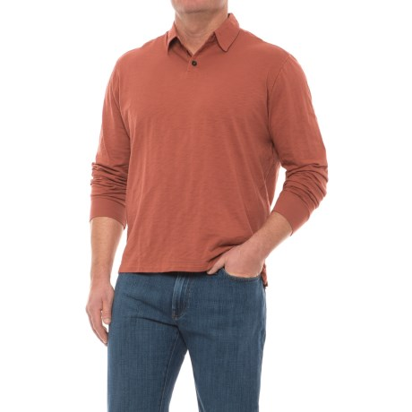 True Grit Trubador Polo Shirt - Long Sleeve (For Men)