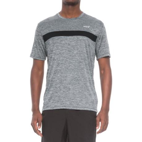 Mitre mitre Mesh Insert Training Shirt - Short Sleeve (For Men)