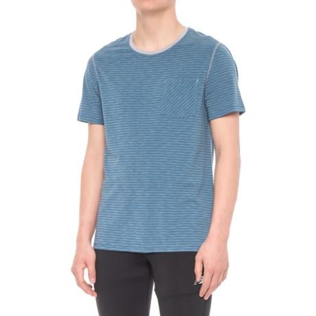 Manduka Transcend T-Shirt - Short Sleeve (For Men)