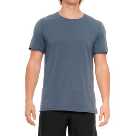 Manduka Transcend T- Shirt - Short Sleeve (For Men)
