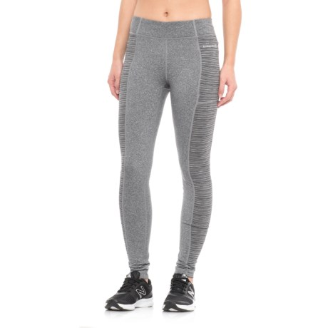 Avalanche Nesika Leggings - Jacquard Side Panels (For Women)