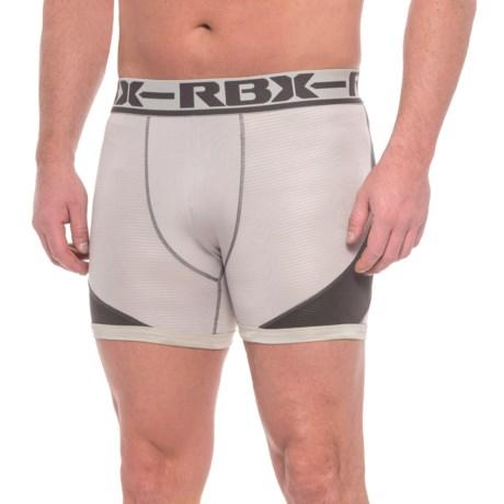 """RBX Fashion Boxer Briefs - 6"""" (For Men)"""