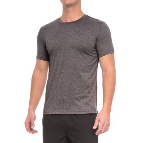 Layer 8 Poly-Suede Athletic T-Shirt - Short Sleeve (For Men)