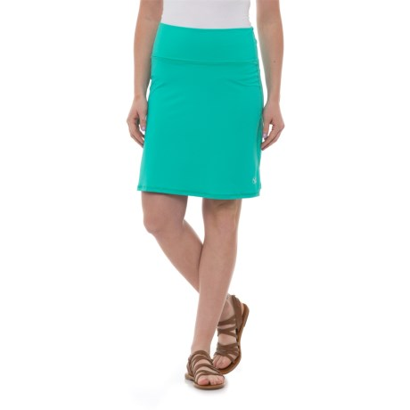 Carve Designs Seaside Skirt - UPF 50 (For Women)