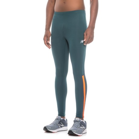 New Balance Accelerate Running Tights (For Men)