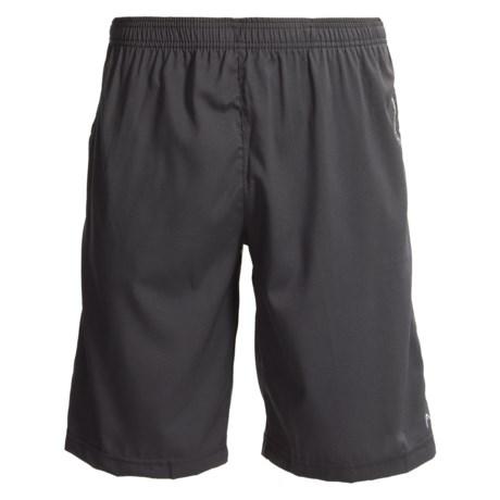 Head Break Point Woven Shorts - Slim Fit (For Boys)