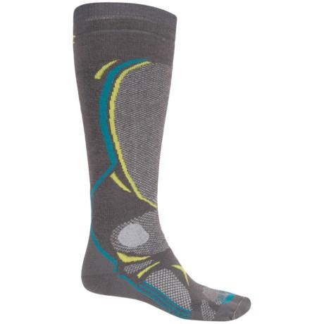 Lorpen T3 Ski Socks - Over the Calf (For Men)