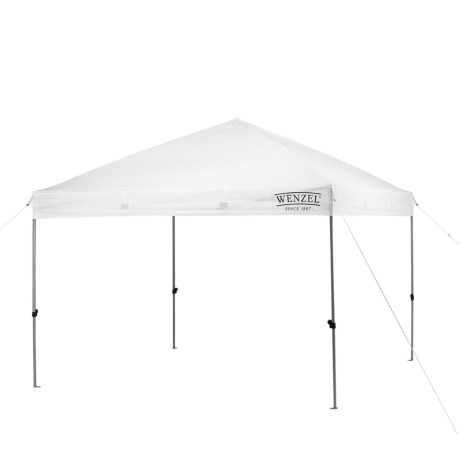 Wenzel Smart Shade Instant Sun Canopy - 10x10'