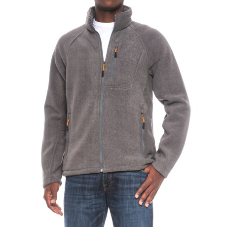 North Bay Fleece Jacket - Full Zip (For Men)