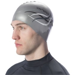 Orca Silicone Swim Cap (For Men and Women)