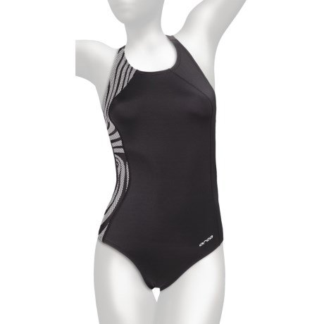 Orca Cl-R Swimsuit - Racerback, 1-Piece (For Women)