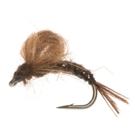 Spirit River CDC Emerger Dry Fly - Dozen