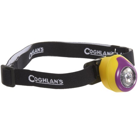 Coghlan's Bug-Eye LED Headlamp (For Kids)