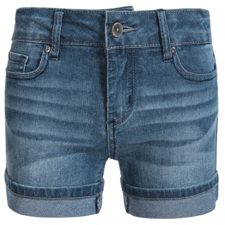 Specially made Hipster Cuffed Shorts (For Big Girls)