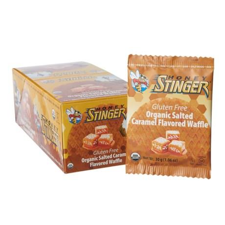 Honey Stinger Organic Gluten-Free Energy Waffles - Box of 16