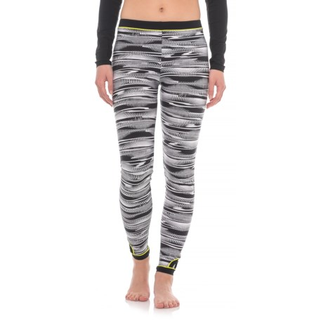Profile Sports by Gottex Ankle Cutout Leggings - UPF 50+ (For Women) in Black