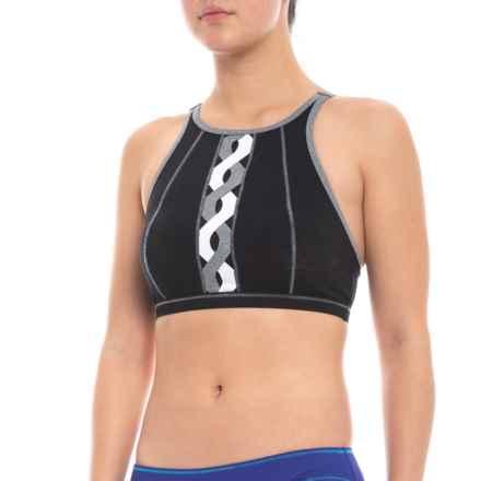 2e7ba113d0fa9 Profile Sports by Gottex DNA High-Neck Bikini Top - UPF 50+, V