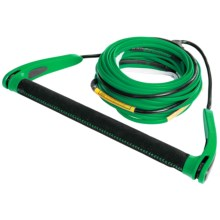 Proline Ropes LG2 Package - 80', 3-5 Sections in Kelly Green - Closeouts
