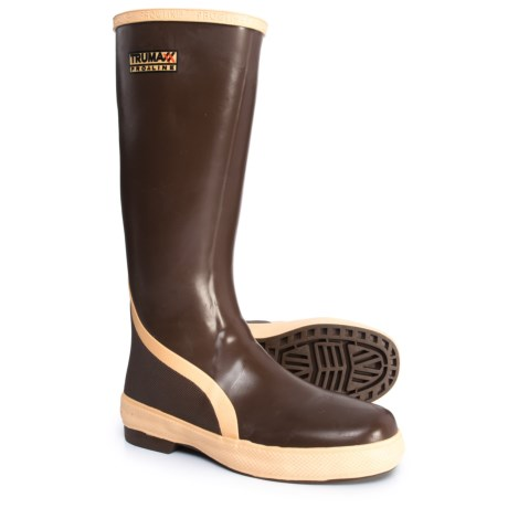 Proline Trumaxx Rubber Boots - Waterproof (For Women) in Brown