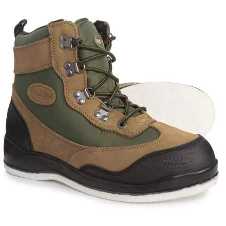 Proline Winchester Brook Wading Boots - Felt Outsole (For Men) in Green