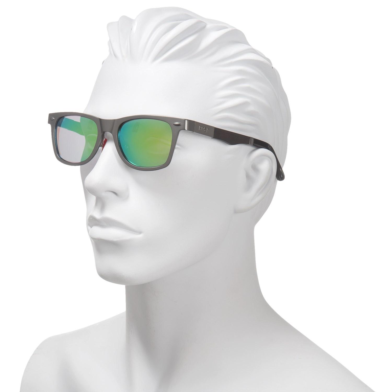 cc542f23b1 Proof Eyewear Challis Aluminum Mirror Sunglasses - Polarized - Save 63%