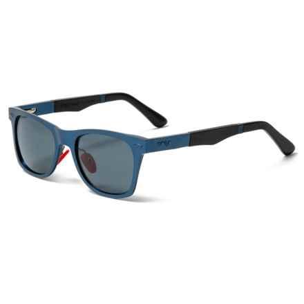 530a63302bf Proof Eyewear Challis Aluminum Sunglasses - Polarized in Cobalt - Closeouts