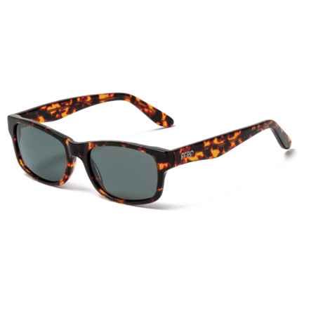 b71de013e21 Proof Eyewear Loom Eco Sunglasses - Polarized in Tortoise - Closeouts