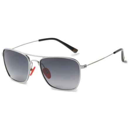 Proof Eyewear Overland Sunglasses - Polarized in Silver Fade/Gray - Overstock