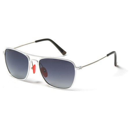 a18faf5ea5 Proof Eyewear Overland Sunglasses - Polarized in Silver Fade