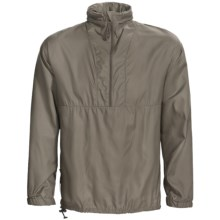 Propper APCU Level IV Windshirt - Zip Neck (For Men) in Alpha Green - Closeouts