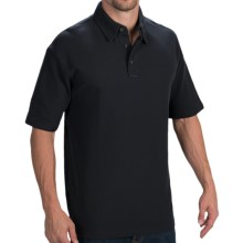 Propper Classic Polo Shirt - Short Sleeve (For Men) in Navy - 2nds
