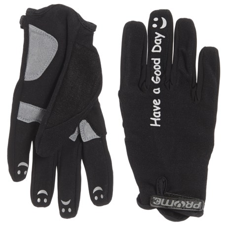 Pryme Good Day Cycling Gloves in Black