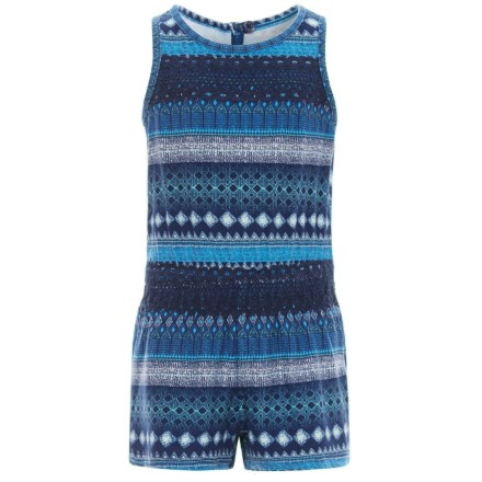 0eff4649684 P.S. from Aeropostale Knit Romper - Sleeveless (For Toddler Girls) in Navy  - Closeouts