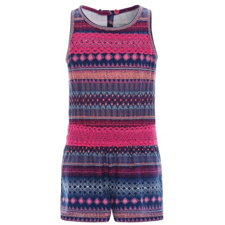 P.S. from Aeropostale Knit Romper - Sleeveless (For Toddler Girls) in Purple