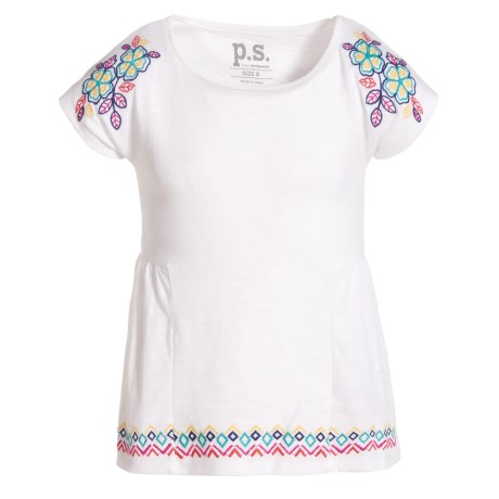 P.S. from Aeropostale Knit Shirt - Short Sleeve (For Big Girls)