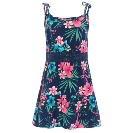 P.S. from Aeropostale Spaghetti Strap Knit Dress - Sleeveless (For Little Girls) in Navy