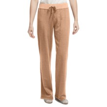 Pulp Drawstring Sweatpants (For Women) in Wheat - Closeouts