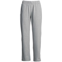 Pulp Interior Drawstring Pants - Stretch (For Women) in Heather Grey