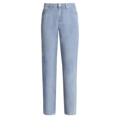 Pulp Rayon 5-Pocket Jeans (For Women) in Vintage