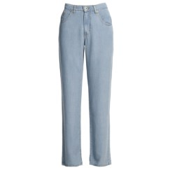 Pulp Rayon Three-Pocket Jeans (For Women) in Vintage