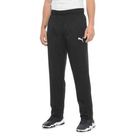 Puma Active Essential Woven Pants (For Men) in Puma Black - Closeouts
