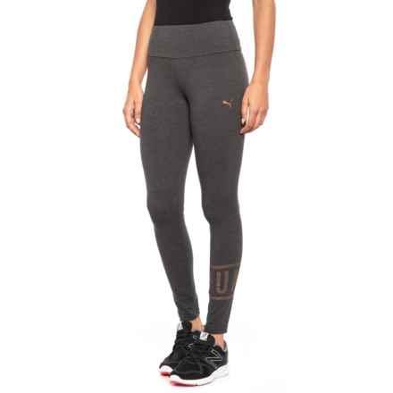 feb7fc74 Apana 7/8 Printed Leggings (For Women) - Save 64%