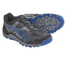 Puma Complete Trailfox 4 Trail Running Shoes (For Men) in Black/Nautical Blue - Closeouts