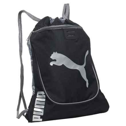 Puma Contender Carrysack in Black - Closeouts