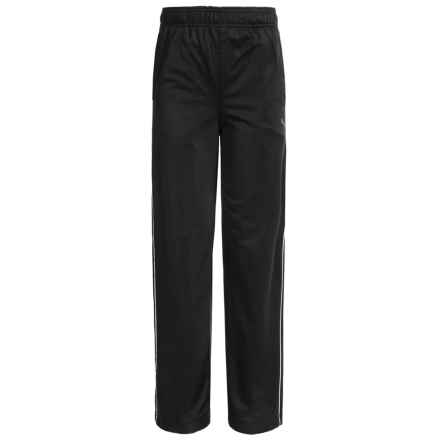 Puma Core Track Pants (For Big Boys) in Black - Closeouts