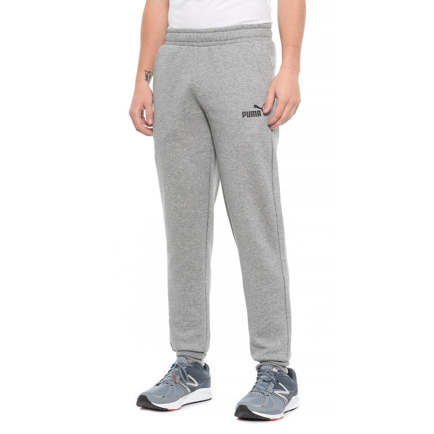 nouveau produit d336f 289d5 Puma Essential Fleece Joggers (For Men)