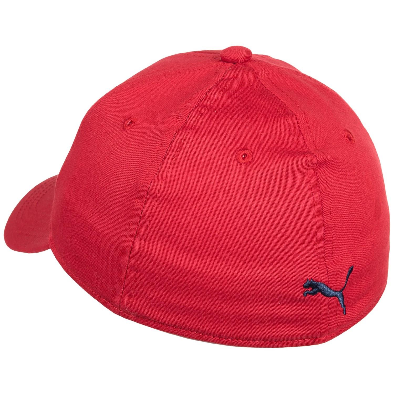 Puma Evercat Anthem Stretch-Fit Baseball Cap (For Kids) - Save 70% 6c2a9704561