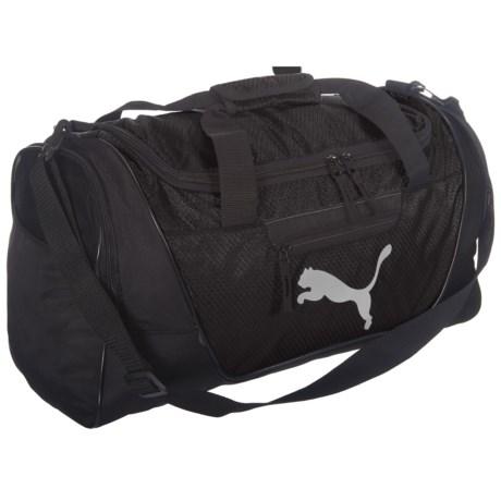Puma Evercat Contender 3.0 34L Duffel Bag in Black
